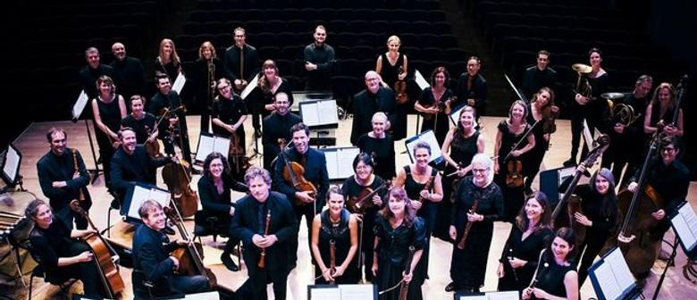 Australian Romantic & Classical Orchestra Drops 2018 Concert Program