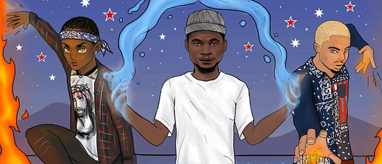 Mick Jenkins and The Underachievers Join Forces For An Australian Tour This March
