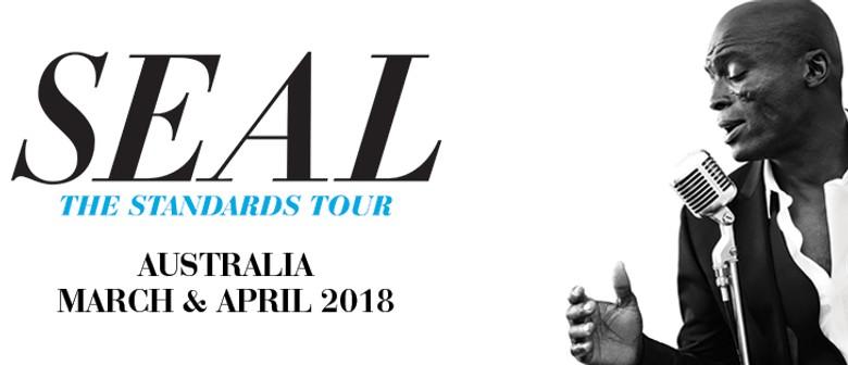 Seal Brings His 'Standard Tour' To Australia This 2018