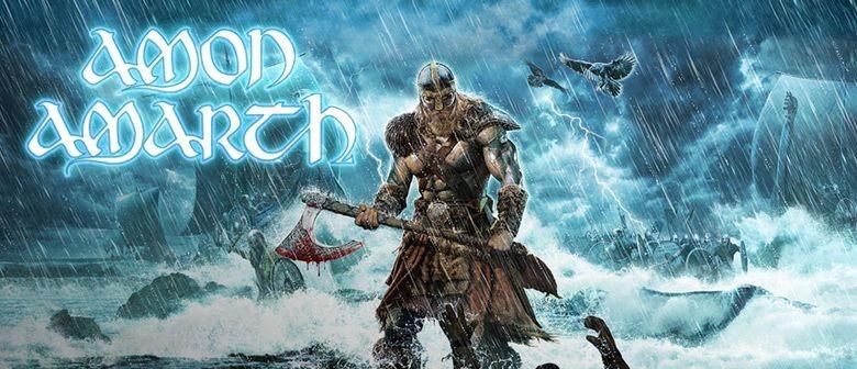 Amon Amarth To Play Headline Shows In Sydney and Brisbane Next Year