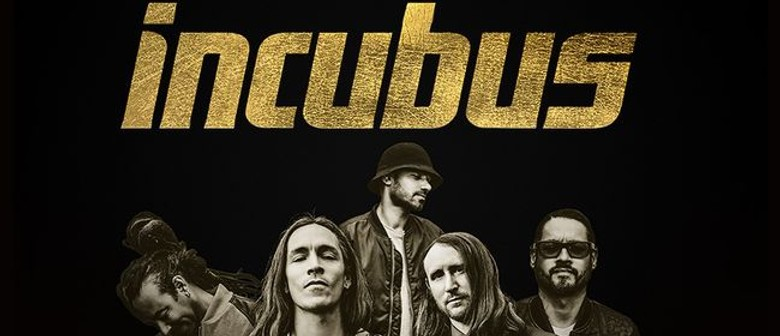 Incubus Return To Australia In March 2018