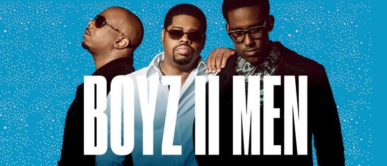 Boyz II Men To Play Melbourne Headline Show This February