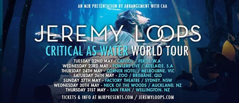 Jeremy Loops To Tour Australia In May