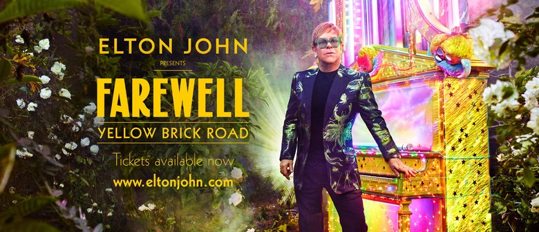 Elton John Drops 'Farewell Yellow Brick Road' Tour Details; To Hit Australia And NZ In 2019 To 2020