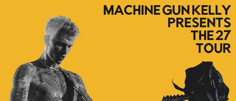 Machine Gun Kelly Returns To Australia With 'The 27 Tour' This May