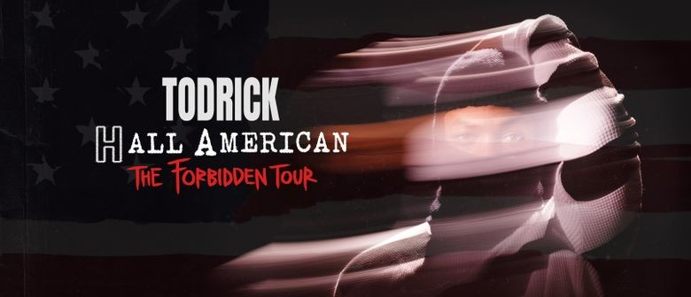 'Todrick Hall American: The Forbidden Tour' Lands Down Under This June