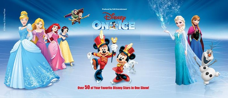 Disney On Ice Celebrates 100 Years Of Magic With An Aussie Tour This June and July