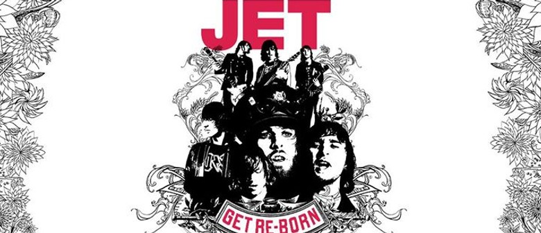 Jet Celebrate 15th Anniversary of 'Get Born' With a National Tour