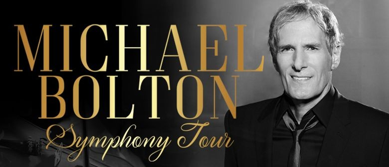 Michael Bolton Puts Symphonic Spin On His Classic Hits; Hits Aussie Roads This June