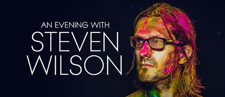 Steven Wilson To Amaze Fans With A Three-Date Oz Tour This November