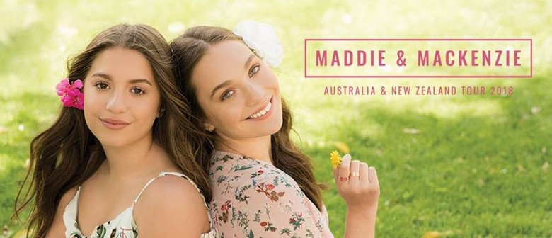 Maddie and Mackenzie Ziegler Dance Their Way Down Under This June and July