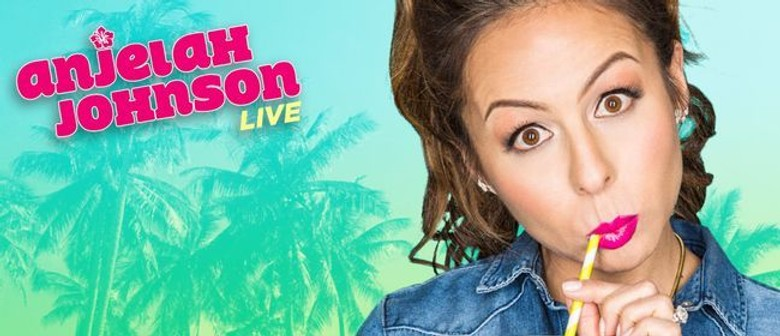 Anjelah Johnson to crack Aussie audiences up with her stand up tour this August