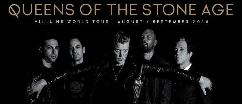 Queens Of The Stone Age To Conquer Australia Once Again With Their 'Villains World Tour'
