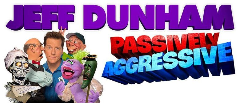 Jeff Dunham Brings 'Passively Aggressive' Tour To Australia This September