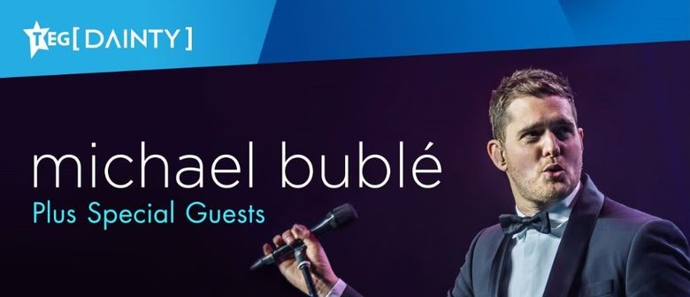 Michael Bublé To Play An Exclusive Sydney Show This October