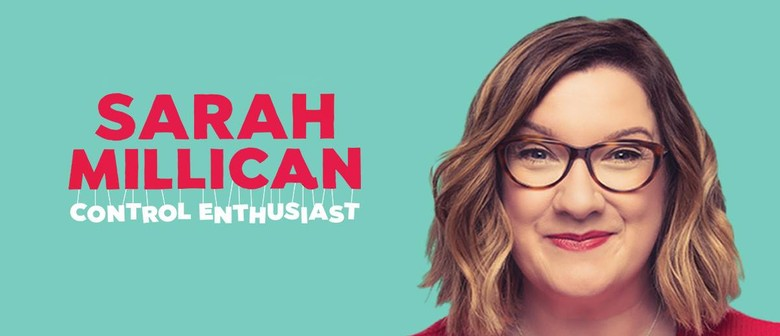 Sarah Millican Tours 'Control Enthusiast' To Australia In February Next Year