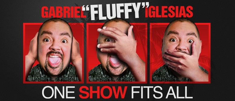 Gabriel Iglesias' 'One Show Fits All' World Tour Landing To Australia Next Year