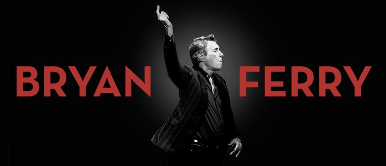Bryan Ferry Returns To Australia In February and March Next Year
