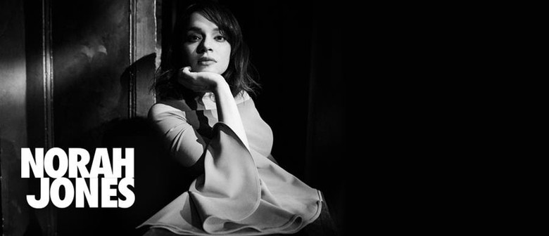 Multi-Grammy Award-Winning Artist Norah Jones Flies Back To Australia Next Autumn