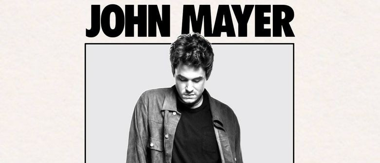 John Mayer Returns Down Under For Three Intimate Evenings of Music This Autumn