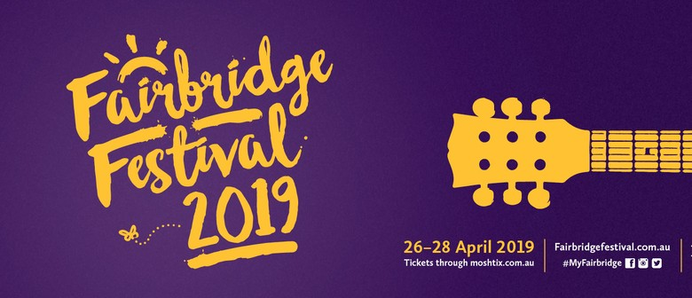 Fairbridge Festival Is Back For Its 27th Year This April