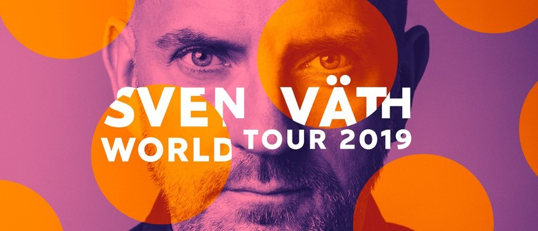 Techno Giant Sven Väth Stops By Australia This March
