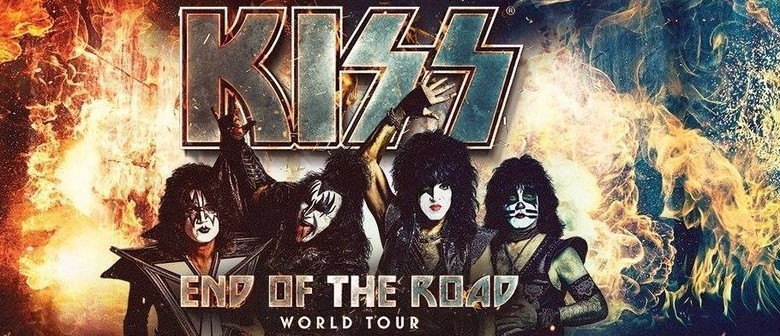 KISS Brings 'End Of The Road' World Tour To Australia This November