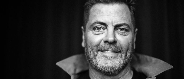 Nick Offerman To Deliver Lols To Aussie Stages With Brand New Show 'All Rise' This June