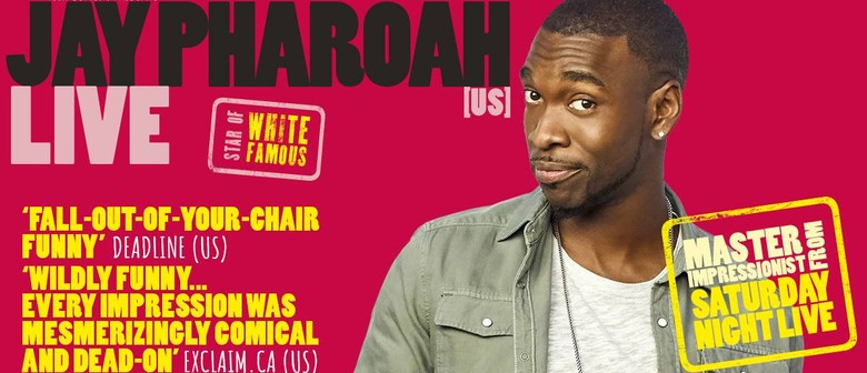 Jay Pharoah Launches His Debut Australian Stand Up Shows This May