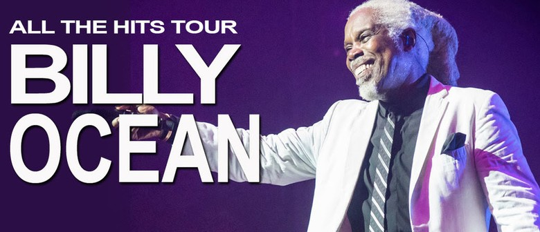 Billy Ocean Brings 'All The Hits Tour' To Australia This June