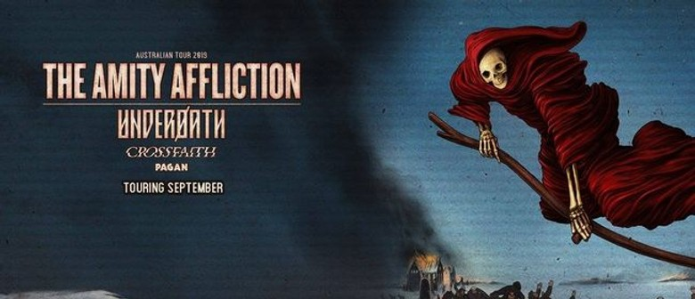 The Amity Affliction Go On a Three-Date Aussie Tour This September