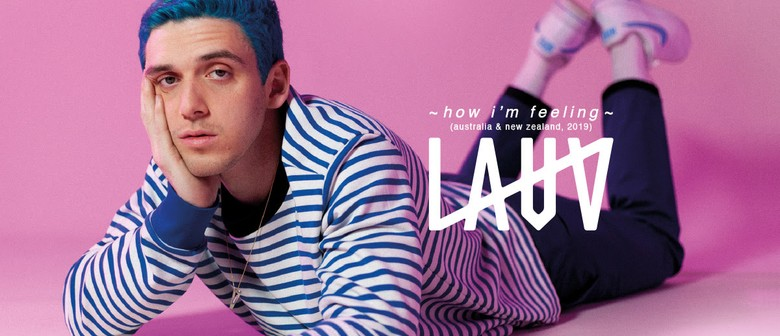 Lauv Brings His ~how i'm feeling~ World Tour Down Under This November