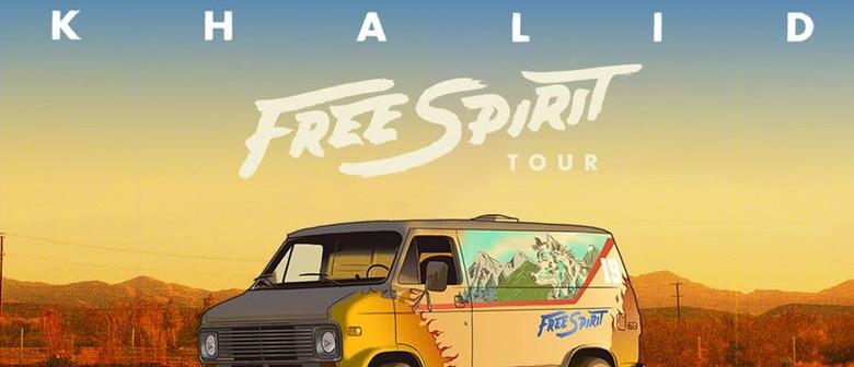 Khalid To Shake Aussie Arenas With 'Free Spirit Tour' This November To December