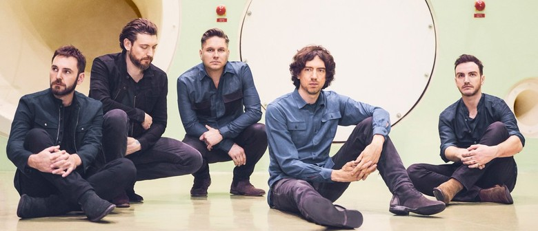 Snow Patrol Descend Down Under This August With 'Live & Acoustic' Show