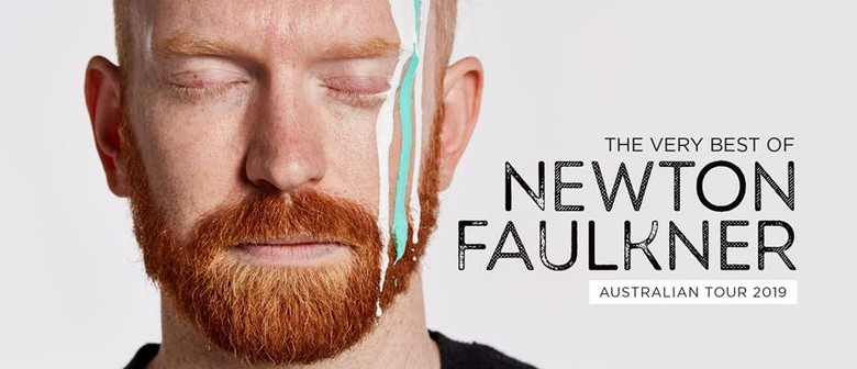 Newton Faulkner Announces Aussie Leg of His 'The Very Best of Newton Faulkner' World Tour