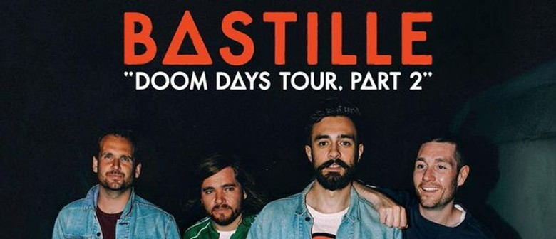 Bastille To Bring 'Doom Days Tour, Part 2' To Aussie Shores Early Next Year