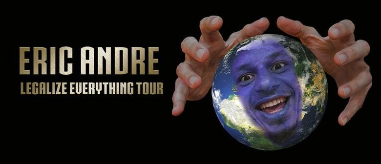 Eric Andre Announces Aussie Leg of His 'Legalize Everything' World Tour