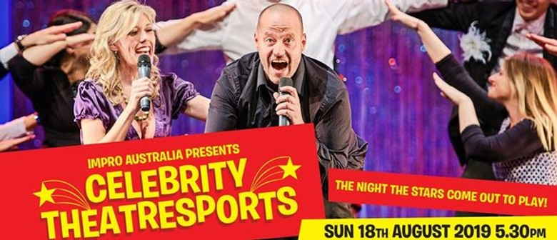 Celebrity Theatresports® Takes Over Sydney Next Month