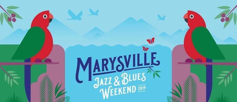 Marysville Jazz & Blues Weekend Drops Full 2019 Lineup