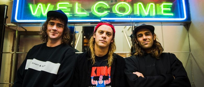 Dune Rats Announce September 'Crowd Smurfing' Tour Dates