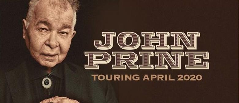 John Prine Locks In Three Australian Dates For April Next Year