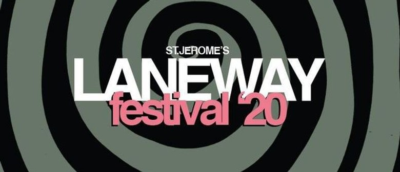 St. Jerome's Laneway Festival Hits Australian Venues Next Year February