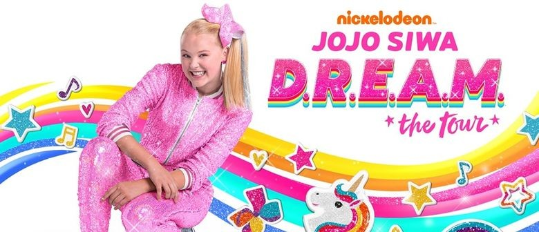 Nickelodeon's JoJo Siwa Returns To Australia Next January With Her D.R.E.A.M. The Tour