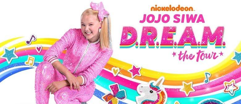 Nickelodeon's JoJo Siwa Returns To Australia Next January With Her D.R.E.A.M. The Tour