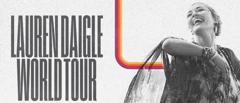 Lauren Daigle Brings Her World Tour To Australia In January 2020