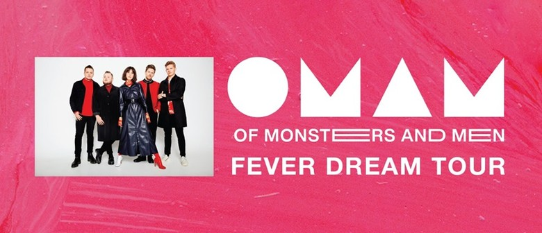 Of Monsters and Men Announce AU 'Fever Dream' Tour Dates