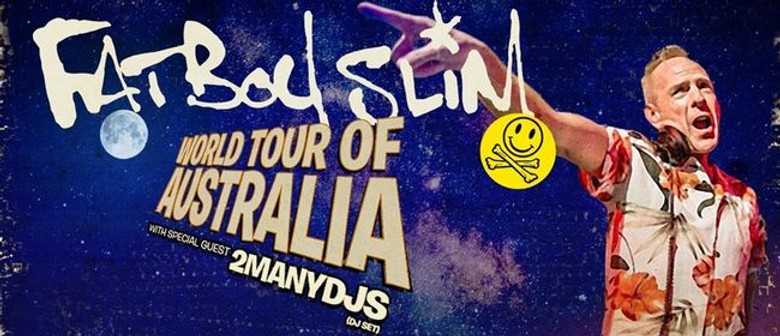 Fatboy Slim Makes An Australian Comeback Next Year With Three Huge Shows