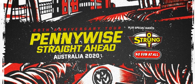 Pennywise Reveal 2020 'Straight Ahead' Australian Tour Deets
