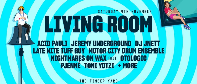 The Living Room Festival returns for its 2nd year this November