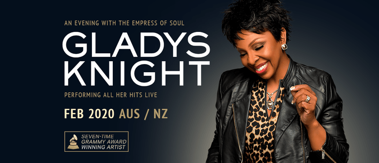 Gladys Knight performs back in Australia next year February